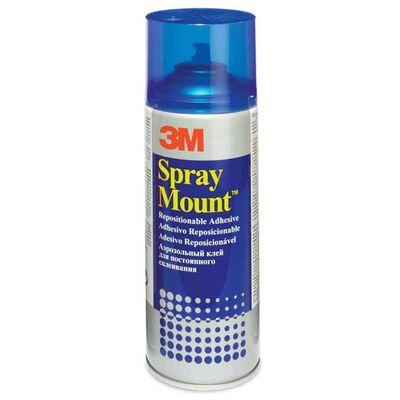 3M Sprey Yapışkan Display Mount Uk7874/11 400 ml