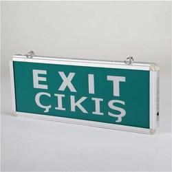 TAROKS - Acil Çıkış Armatürü Ledli Exit Çıkış CT-9175