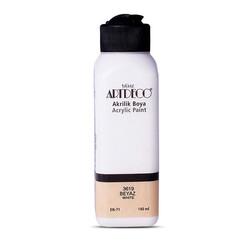ARTDECO - Artdeco Akrilik Boya 140 ml Y-070R-3619 Beyaz