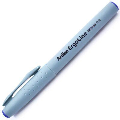 Artline İmza Kalemi Ergoline 3600 0.6 Mavi