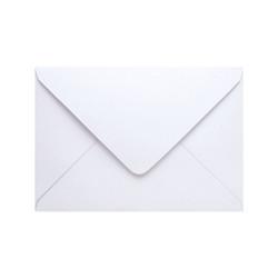 DOĞAN - Asil Davetiye Zarfı Beyaz 16,2x22,9 110 gr 25'li 11087