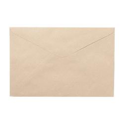 DOĞAN - Asil Dosya Zarfı 16,2x22,9 Kraft 90 gr 500'lü 6001