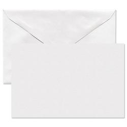 DOĞAN - Asil Mektup Zarfı 11,4x16,2 Beyaz 90 gr 500'lü 4006