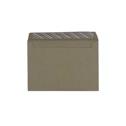 Asil Mektup Zarfı Elvan 11,4X16,2 Kraft 90 gr 500'lü 4004 - Thumbnail