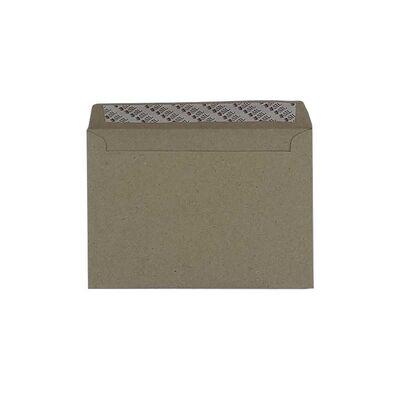Asil Mektup Zarfı Elvan 11,4X16,2 Kraft 90 gr 500'lü 4004