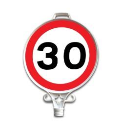 ÜSTÜN A.Ş. - Azami Hız Sınırlaması 30 Km Tek Yön Tr2907