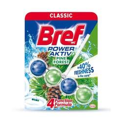 BREF - Bref Power Aktiv Klozet Blok Çam Kokulu Tekli