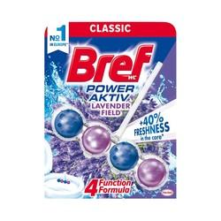 BREF - Bref Power Aktiv Tuvalet Kokusu Lavanta Kokulu Tekli