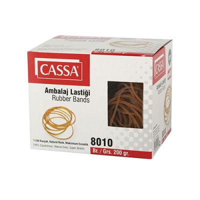 Cassa Ambalaj Lastiği % 100 Kauçuk 200 Gr. Mini 8010