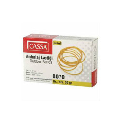 CASSA - Cassa Ambalaj Lastiği % 100 Kauçuk 8070 50Gr. Mini