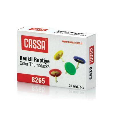 Cassa Raptiye Pvc Kaplı - Renkli 8265
