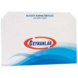 CEYHANLAR - Ceyhanlar Klozet Kapak Örtüsü 250'li HAG1318