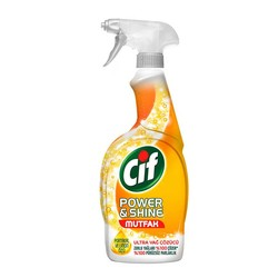 CİF - Cif Power Shine Yağ Sökücü 750 ml