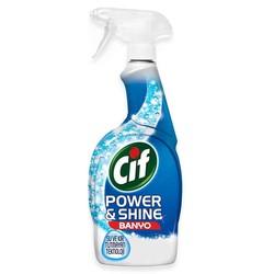 CİF - Cif Power Shine Yağ Sökücü Banyo 750 ml