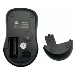 Dexim MW-036 Kablosuz Siyah Mouse DMA010 - Thumbnail