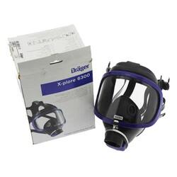 DRAGER - Drager X-Plore 6300 Tam Yüz Maskesi