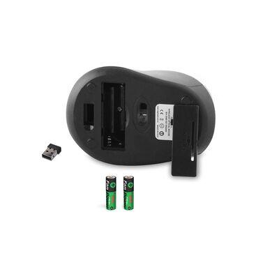 Everest SM-613 Mavi/Siyah 2.4Ghz Optik Kablosuz Mouse