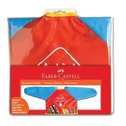 FABER CASTELL - Faber Castell Boyama Önlüğü Standart Beden Cırtlı 5700579200