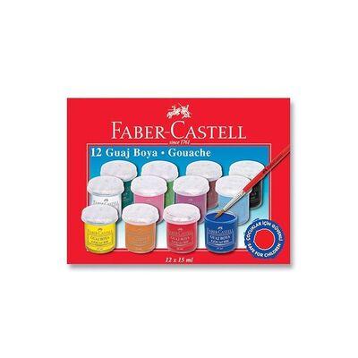 Faber Castell Guaj Boya 12 Renk 5170 160401