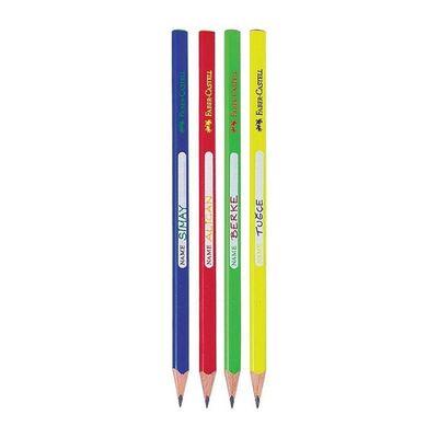 Faber Castell Kurşun Kalem Pastel Mercanlı Üçgen 321605