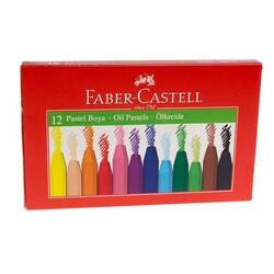 FABER CASTELL - Faber Castell Pastel Boya Redline 12 Renk 125312