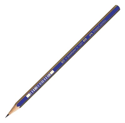 Faber Castell Dereceli Kurşun Kalem 1221 6H