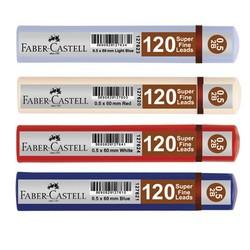 FABER CASTELL - Faber Castell Kalem Ucu 0.5 120'li Tüp