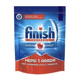 FİNİSH - Finish Powerball Bulaşık Makine Tableti 35li