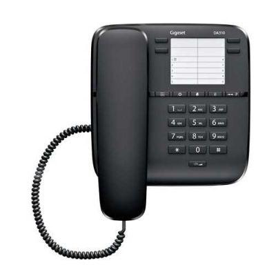 Gigaset Masaüstü Telefon Da310 Siyah