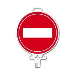 ÜSTÜN A.Ş. - Girişi Olmayan Yol Uyarı Levhası -Tek Yön Tr2904