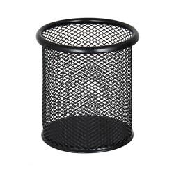GLOBOX - Globox Metal Perfore Kalemlik Tekli Siyah
