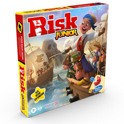 HASBRO - Hasbro Risk Junior Kutu Oyunu E6936
