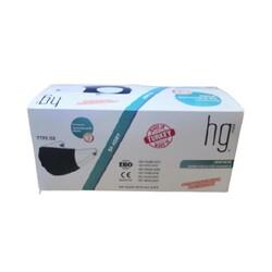HG - Hg Cerrahi Maske Meltblown 3 Katlı 50li Yeşil