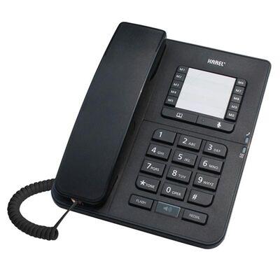 Karel Masaüstü Telefon Siyah Tm-142