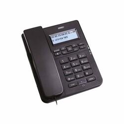 KAREL - Karel TM145 Siyah Kulaklıklı Ekranlı Masa Üstü Telefon