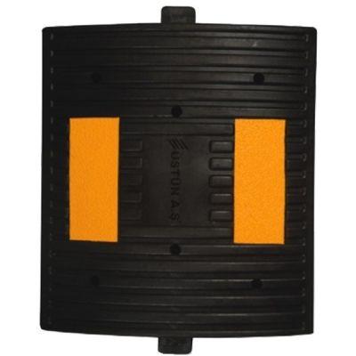 Kauçuk Hız Kesici 2 Reflektörlü 400mm Tr9004