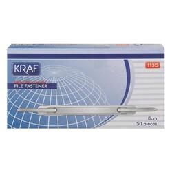 KRAF - Kraf Dosya Teli Metal 8 cm 113G