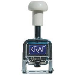 KRAF - Kraf Numaratör 6 Hane 506G