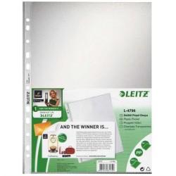 LEITZ - Leitz Delikli Poşet Dosya 100'Lü 4796