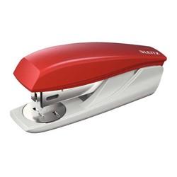 LEITZ - Leitz Orta Boy Zımba Makinesi Kırmızı 5501 24/6