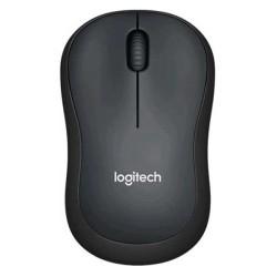 LOGITECH - Logitech Kablosuz Mouse Siyah M220 Silent Siyah