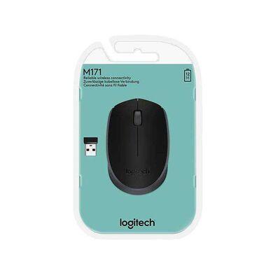 Logitech M171 Wireless Black Mouse 910-004424