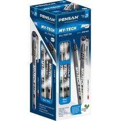 Pensan My-Tech Tükenmez Kalem 2240 Mavi 25'li - Thumbnail