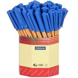 PENSAN - Pensan Tükenmez Kalem Ofispen 1010 Mavi 60'lı