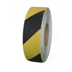 PLAŞER - Plaşer Kaydırmaz Bant Sarı / Siyah 50 mm X 15 m