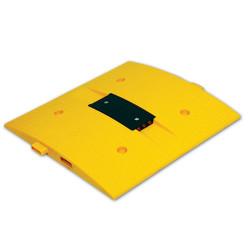 ÜSTÜN A.Ş. - Plastik Hız Kesici Sarı Tr2111