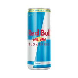RED BULL - Red Bull Energy Drink 250 ml Şekersiz 24'lü