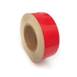 TAROKS - Reflektif İkaz Bandı Kırmızı 50x46 mt