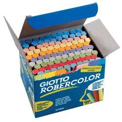ROBERCOLOR - Robercolor Tebeşir 100 Lü Renkli