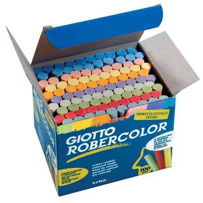 Robercolor Tebeşir 100 Lü Renkli